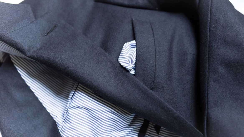 pochette costume intégrée
