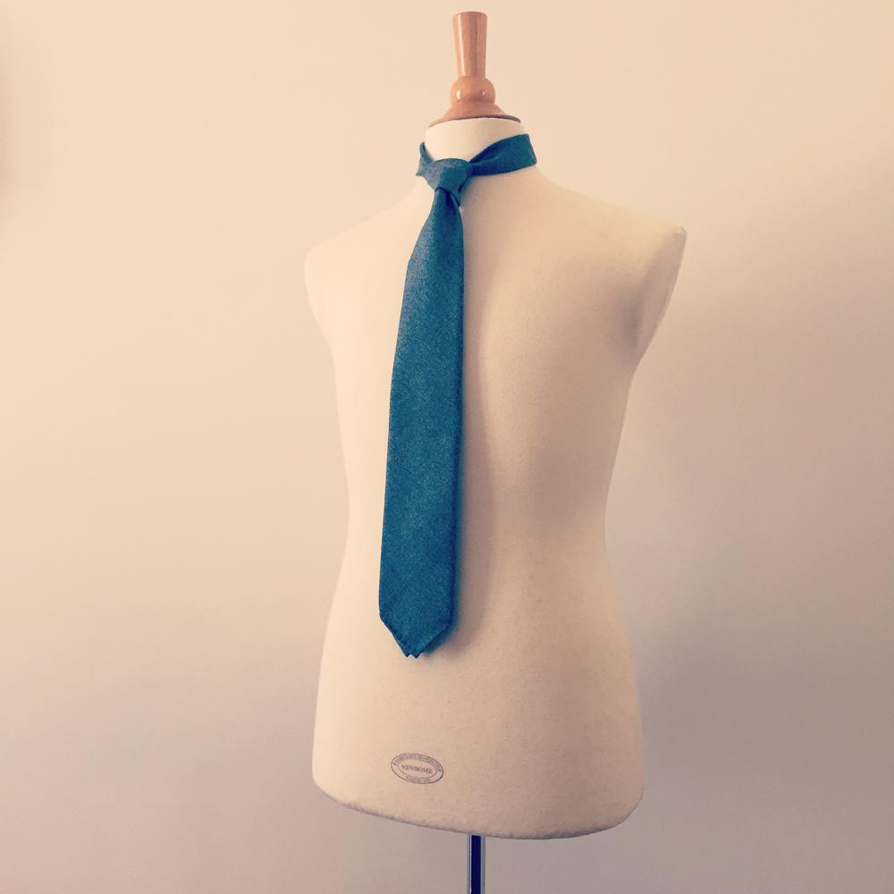 chato lufsen cravate