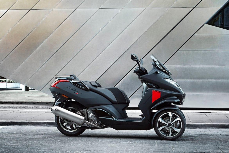 Peugeot Metropolis RX-R 2017