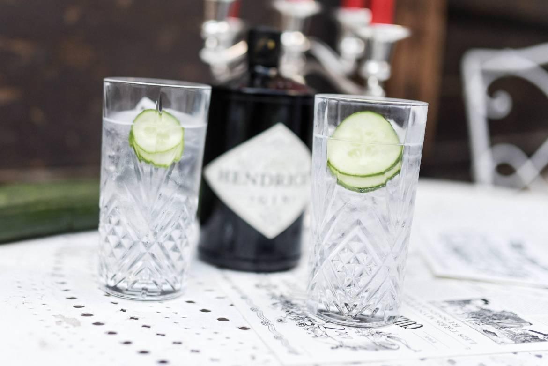 gin et tonic cocktail recette