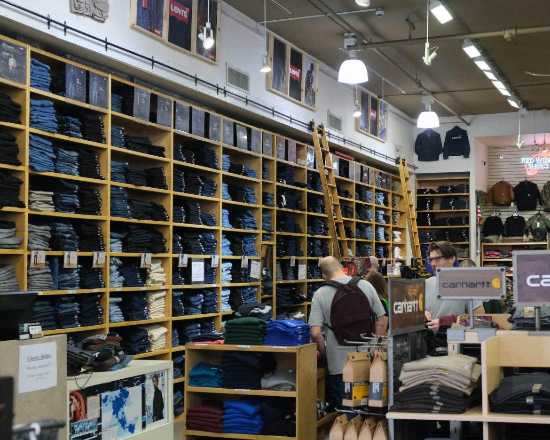 daves new york boutique workwear