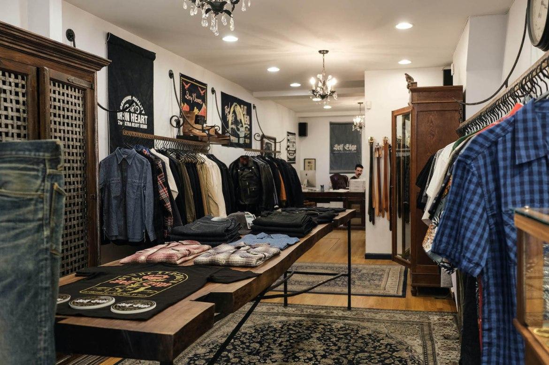 self edge boutique new york