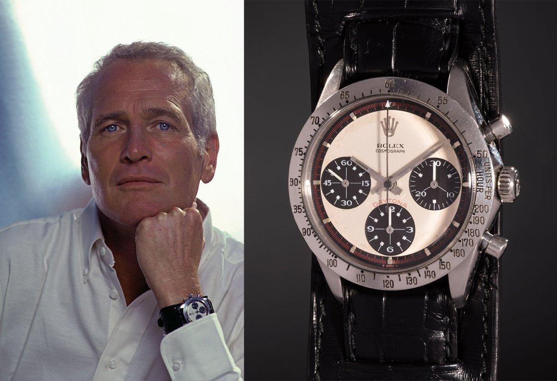 Paul Newmans Rolex daytona