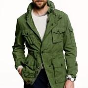 field jacket homme