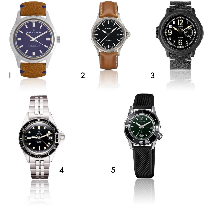 2 montre multi marques homme noel