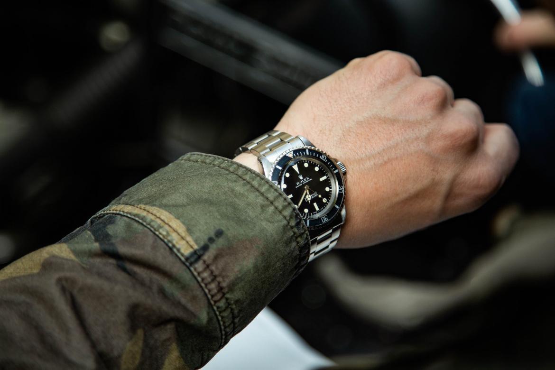 montre rolex submariner 5513
