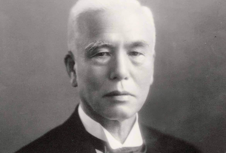 Portrait de Kintarō Hattori