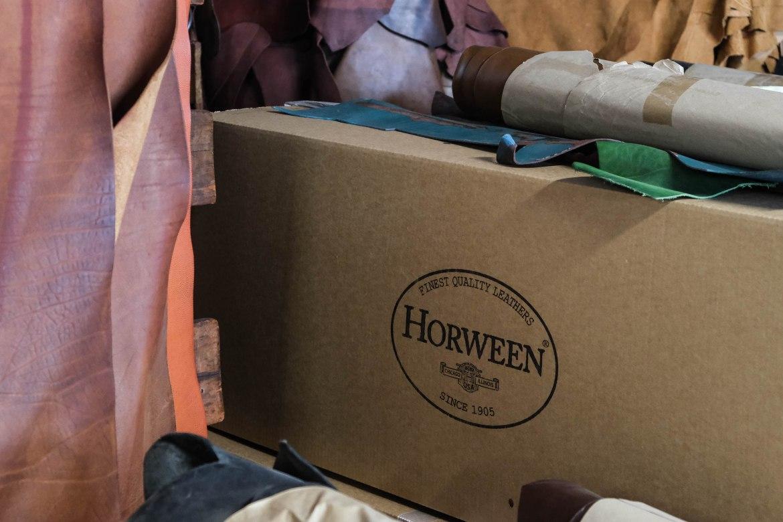 carton Tannerie Horween