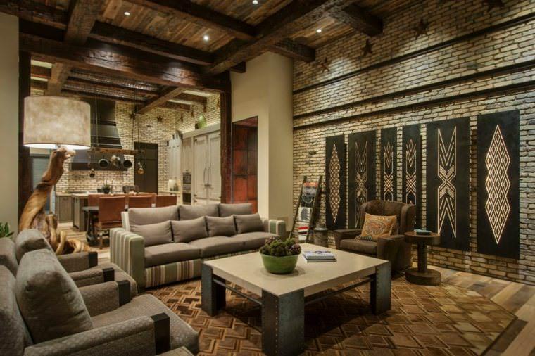 21 Wood Beam Ceiling Ideas Wood Beams In Living Room