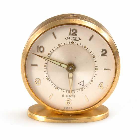 Travel Alarm Clock Jaeger Lecoultre