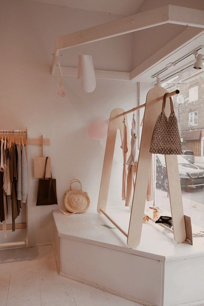 New Mile End Naif boutique in Montreal