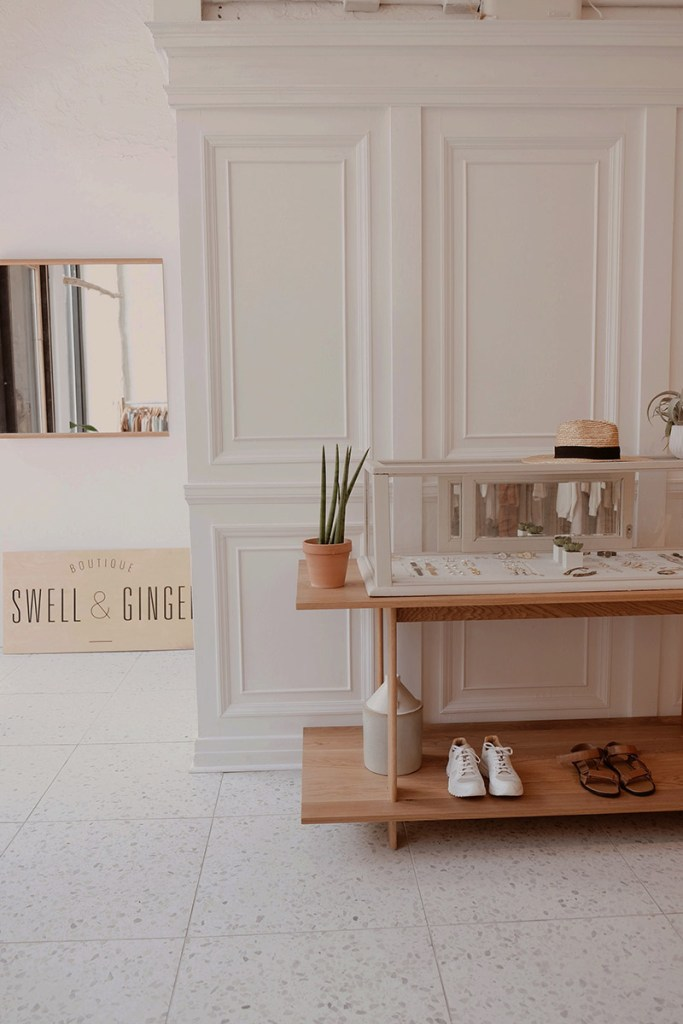 New Old Montreal Swell & Ginger boutique