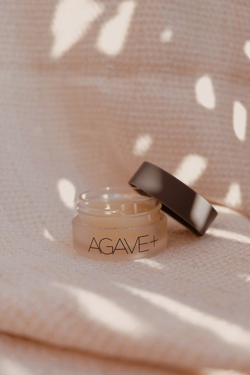Agave overnight lip therapy by Toronto-based brand Bite Beauty