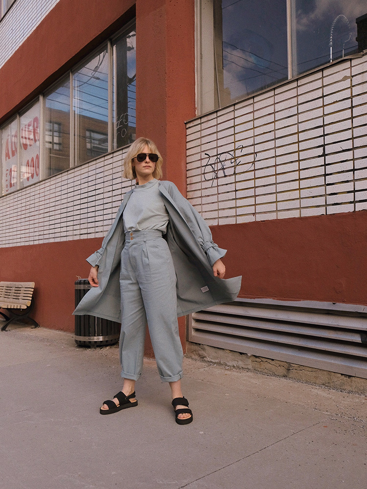 #ModeSolidaire initiative to promote Montreal fashion during the pandemic