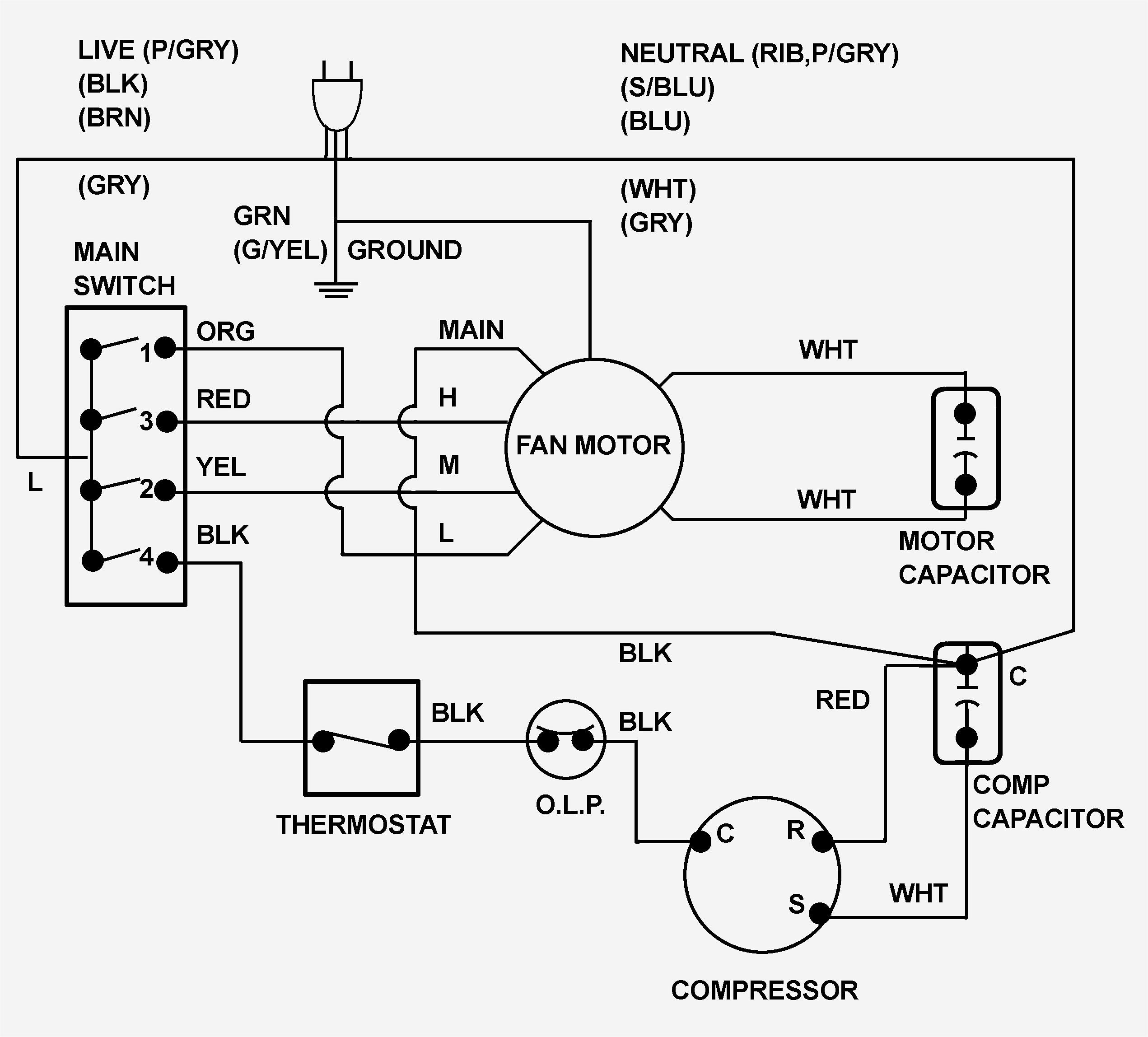 Tower Fan Motor Wiring Cabinet Ideas