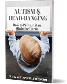 Autism Head Banging Booklet