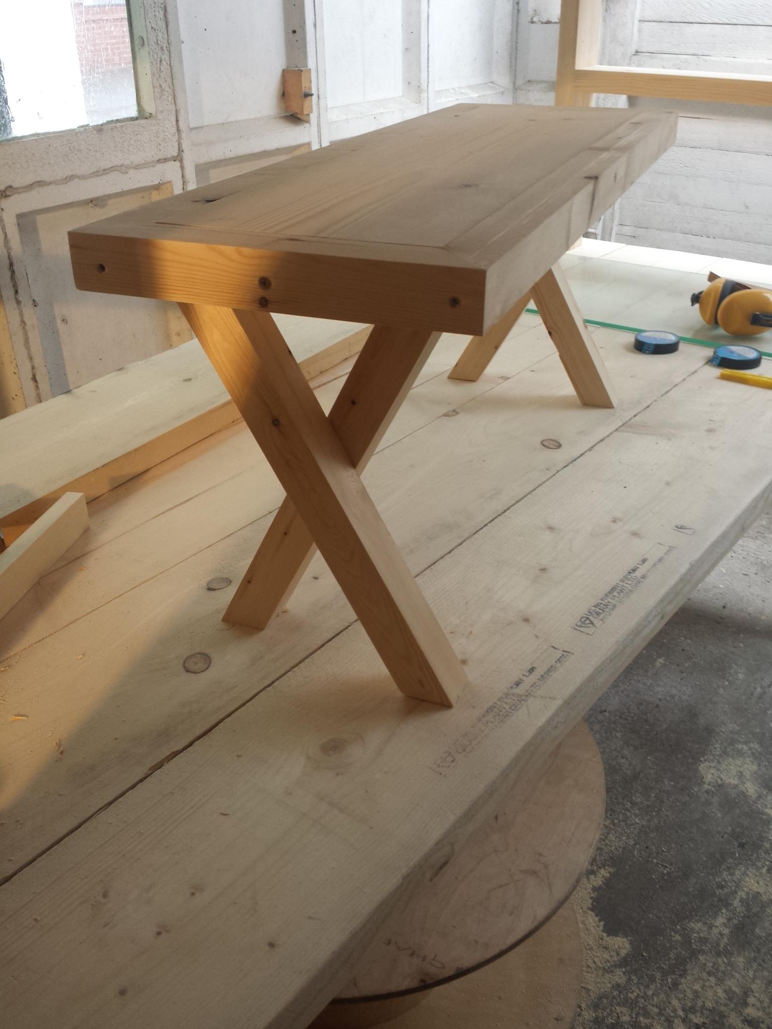 criss cross very woody things