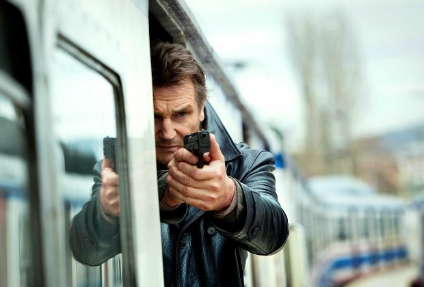 Liam Neeson, Taken 2 (2012). Fotoğraf: Allstar/20th Century Fox, theguardian.com
