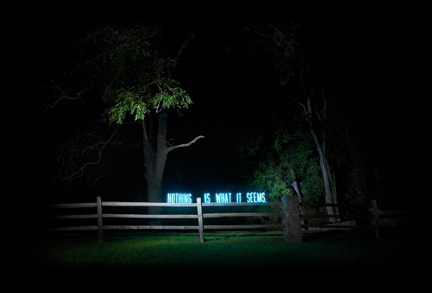Olivia Steele, Nothing is What It Seems, 2014