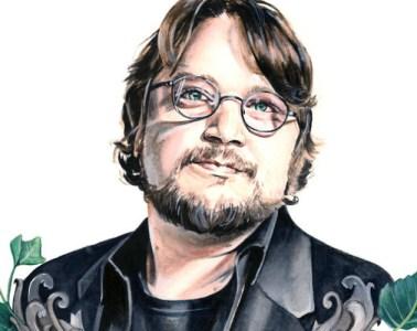 Guillermo Del Toro. İllüstrasyon: Brianna Ashby