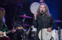 Robert Plant and the Sensational Space Shifters (Fotoğraf: David Brendan Hall, 2016)