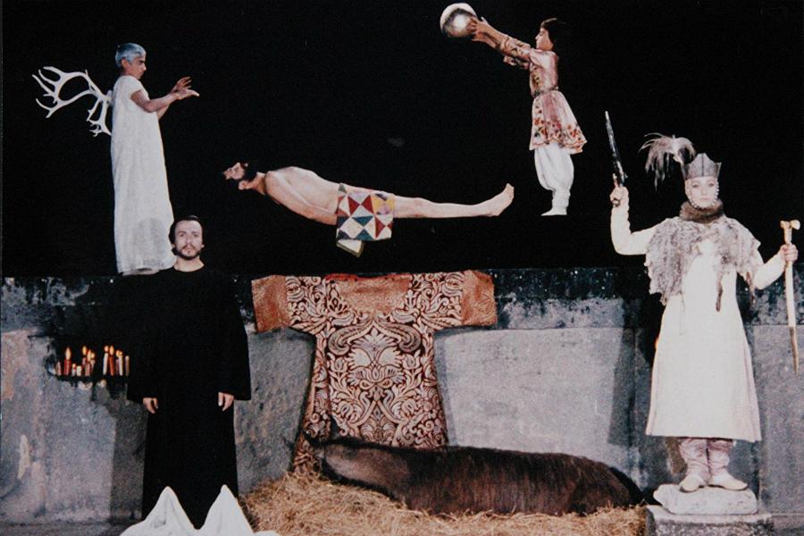 """""""Narın Rengi"""" (Sergey Parajanov, 1969)"""