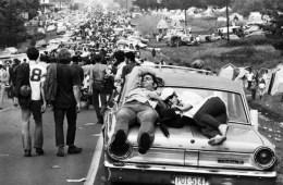 Perihan ile Yener. vesaire. Woodstock 1969.