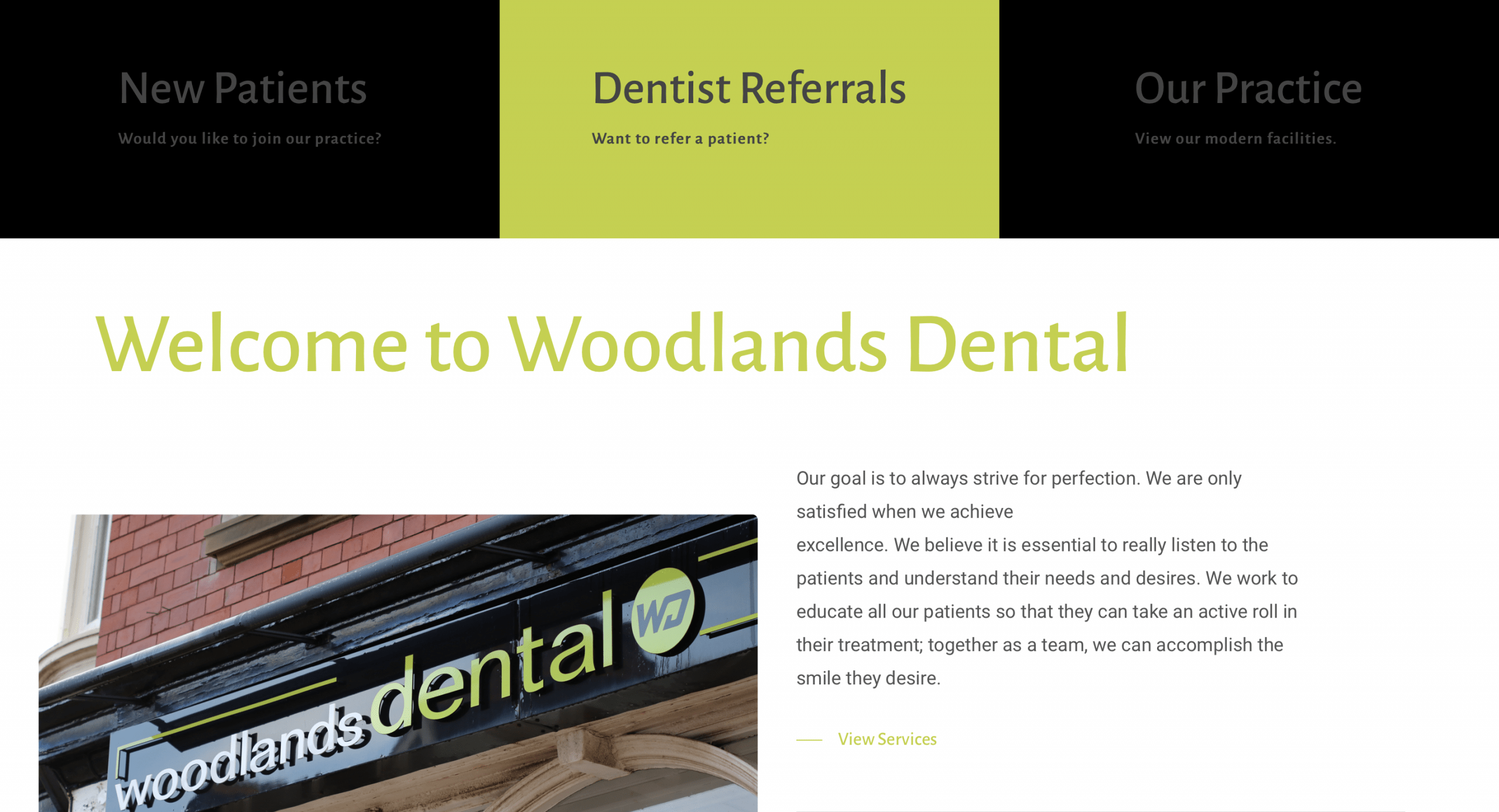 Woodlands Dental - Vesalius