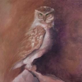 Sue Seif owl