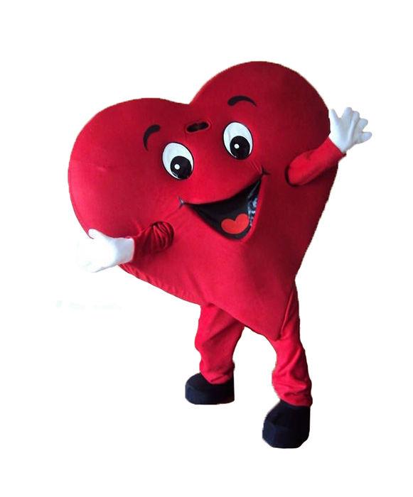 Заказать аниматора Сердце на детский праздник
