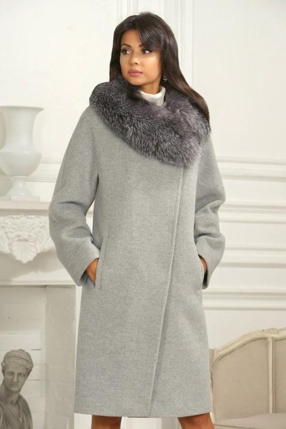 Пальто модель 2160 зима