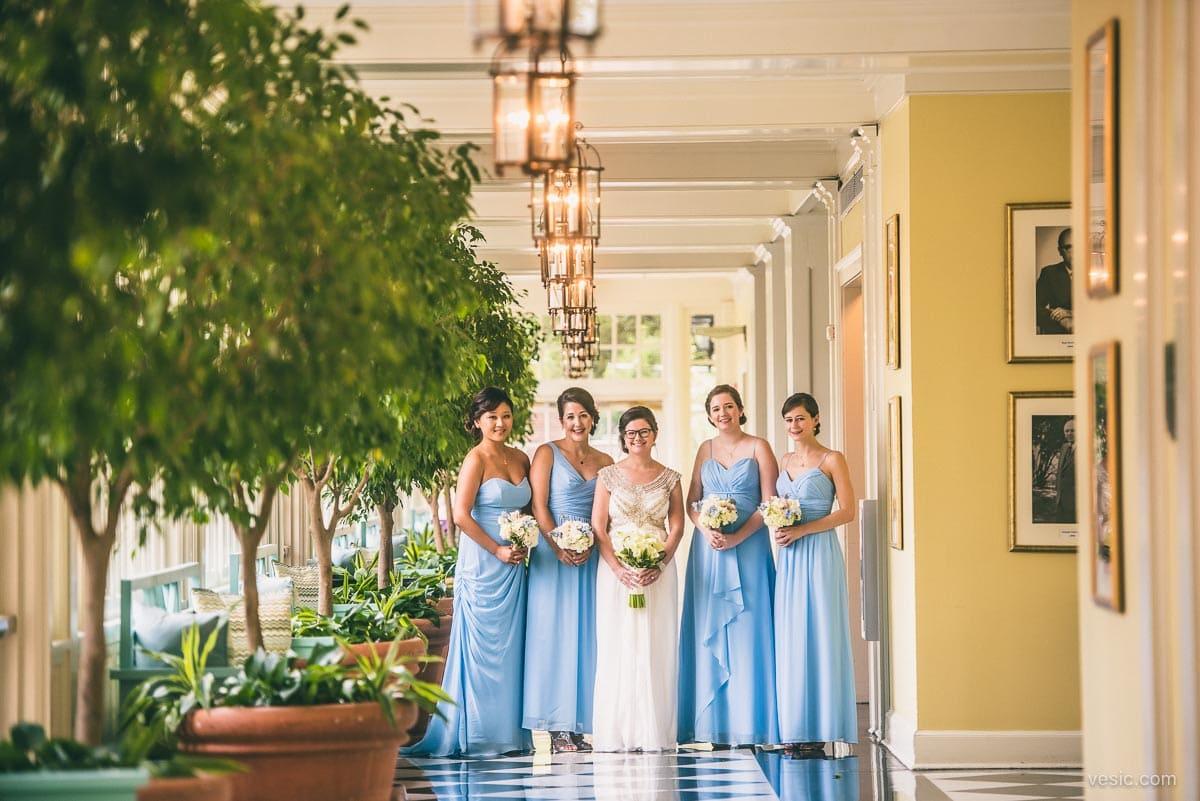 Wedding Photography At The Carolina Inn Vesic Photography