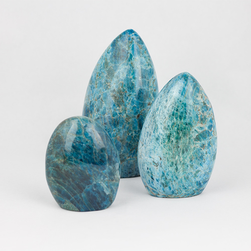 apatite freeform 4 1839120560 Apatite, Blue, Polished Free Form Vesica Institute for Holistic Studies