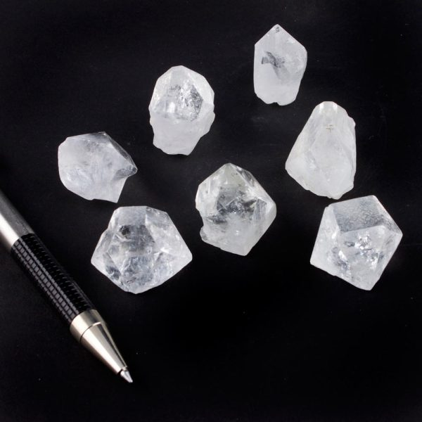apophylite point c Apophyllite Clear Pyramids, All Natural, India Vesica Institute for Holistic Studies