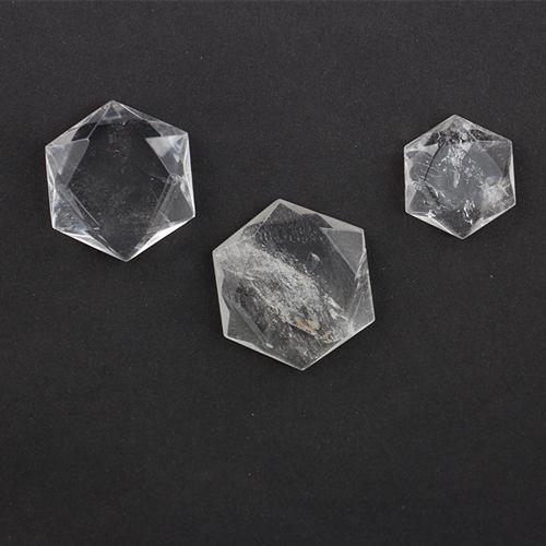 quartz hexagonal smokey 1 Quartz, Clear, Star of David Shape, Brazil Vesica Institute for Holistic Studies