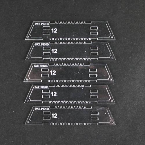 bg12 strips