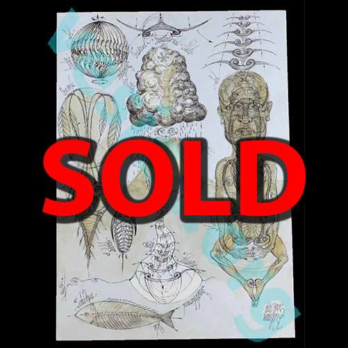 "WM Arhetipul Vortexului  Kelemen500px sold ""Arhetipul Vortexului"" Original Piece by Gabriel Kelemen Vesica Institute for Holistic Studies"