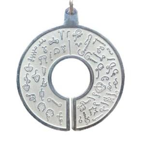 BioSignature Pendant Silver 2020 1