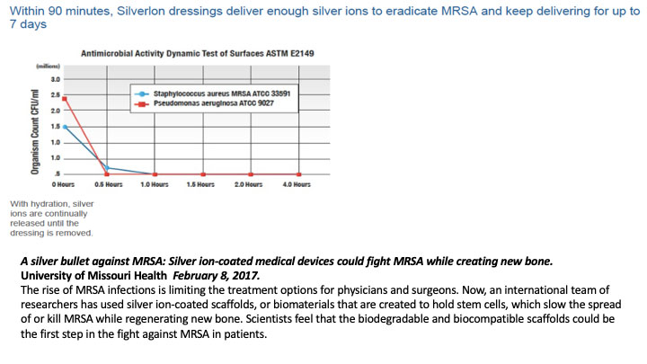 Silverlon 7 days Breakthrough Silver Masks Kill Pathogens on Contact Vesica Institute for Holistic Studies
