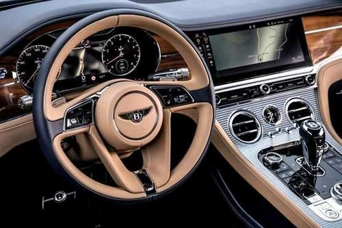 Bentley Continental GT даст вам Eargasm с его Bang & Olufsen Audio