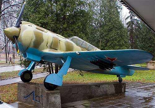 Самолет истребитель ла 5 – CombatAvia - все о военной ...