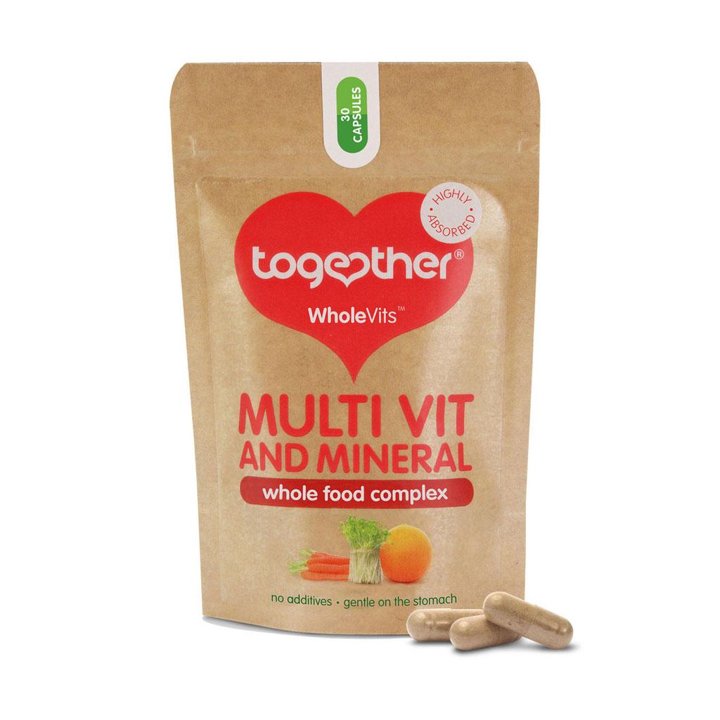 Мультивитаминный и минеральный комплекс