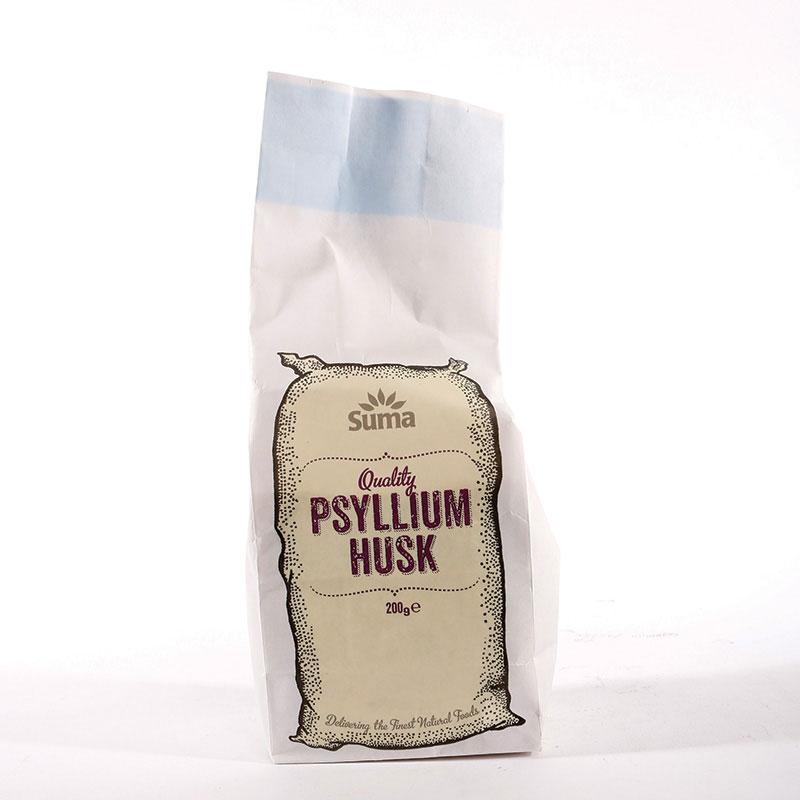 Psyllium Husk (шелуха семечек подорожника)
