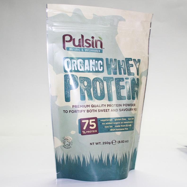 Органический сывороточный белок