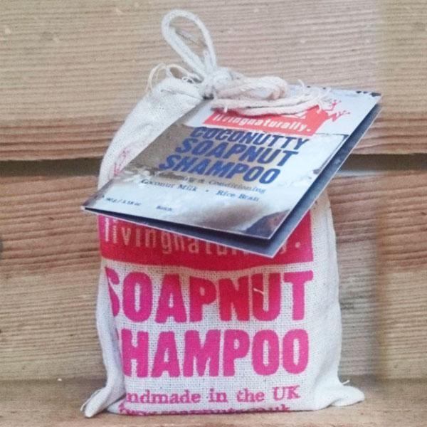 Органический Шампунь для Волос «Мыльные Орехи»