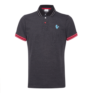 VESPA V-STRIPES MAN POLO SHIRT