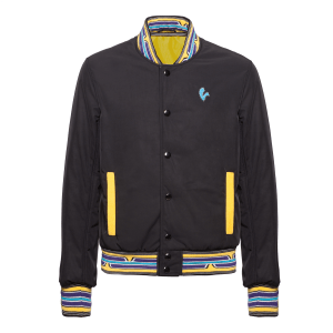VESPA V-STRIPES MAN BOMBER JACKET