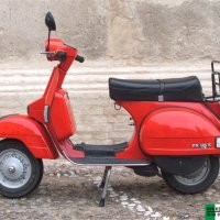 Vespa New PX Specifications