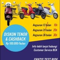 Harga Vespa Indonesia