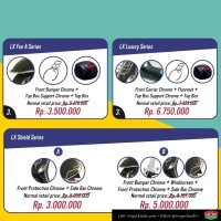 Vespa LX Accessories Package